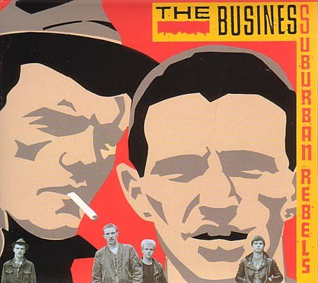 The Business – Suburban Rebels (1993) [FLAC]