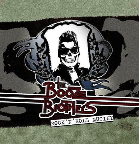 The Booze Brothers – Rock 'N' Roll Mutiny (2009) [FLAC]