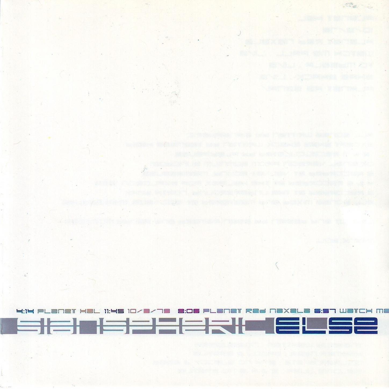 SIANspheric - Else (1999) [FLAC] Download