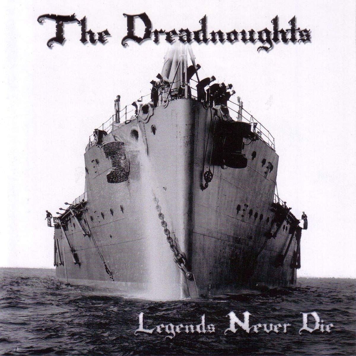 The Dreadnoughts – Legends Never Die (2011) [FLAC]