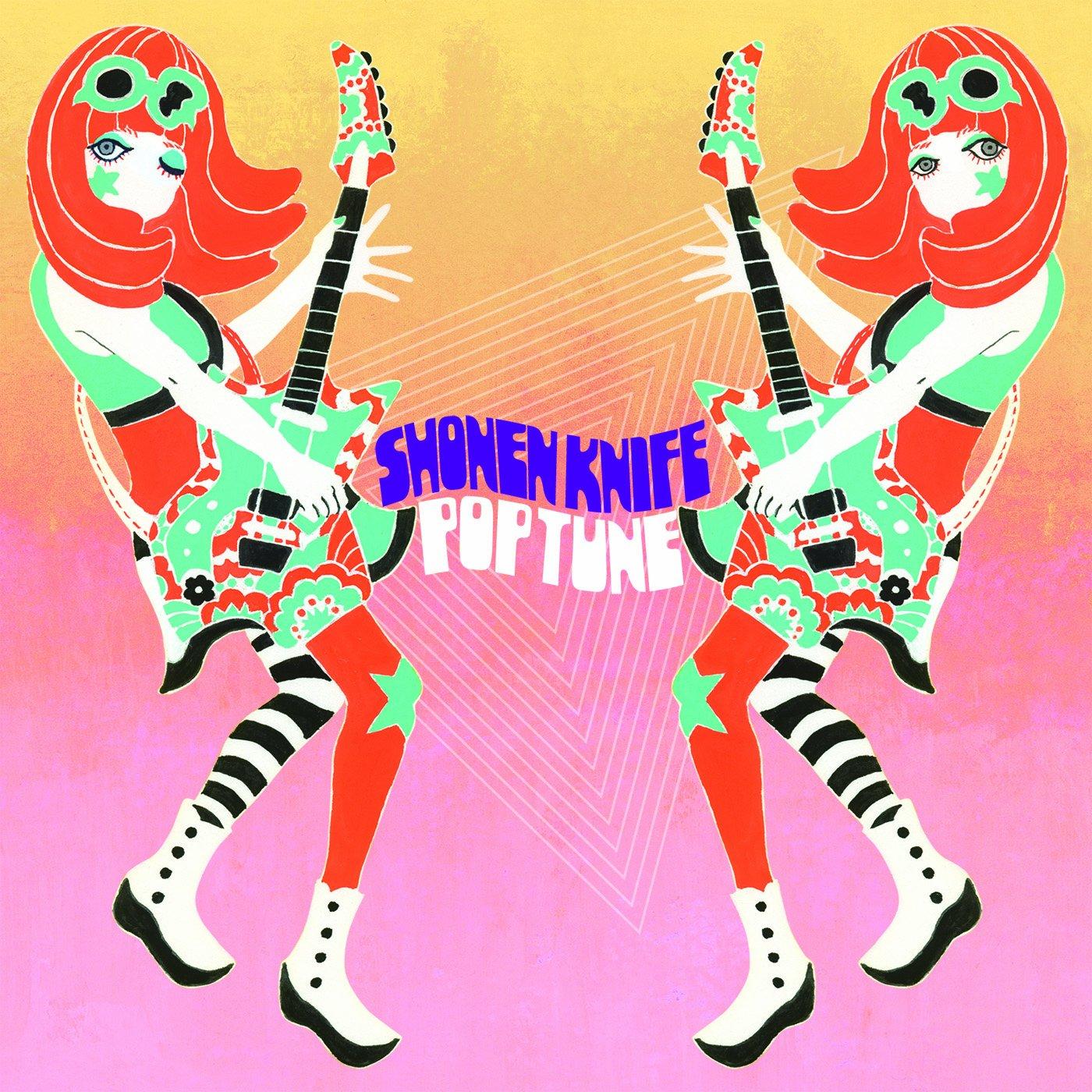 Shonen Knife - Pop Tune (2012) [FLAC] Download