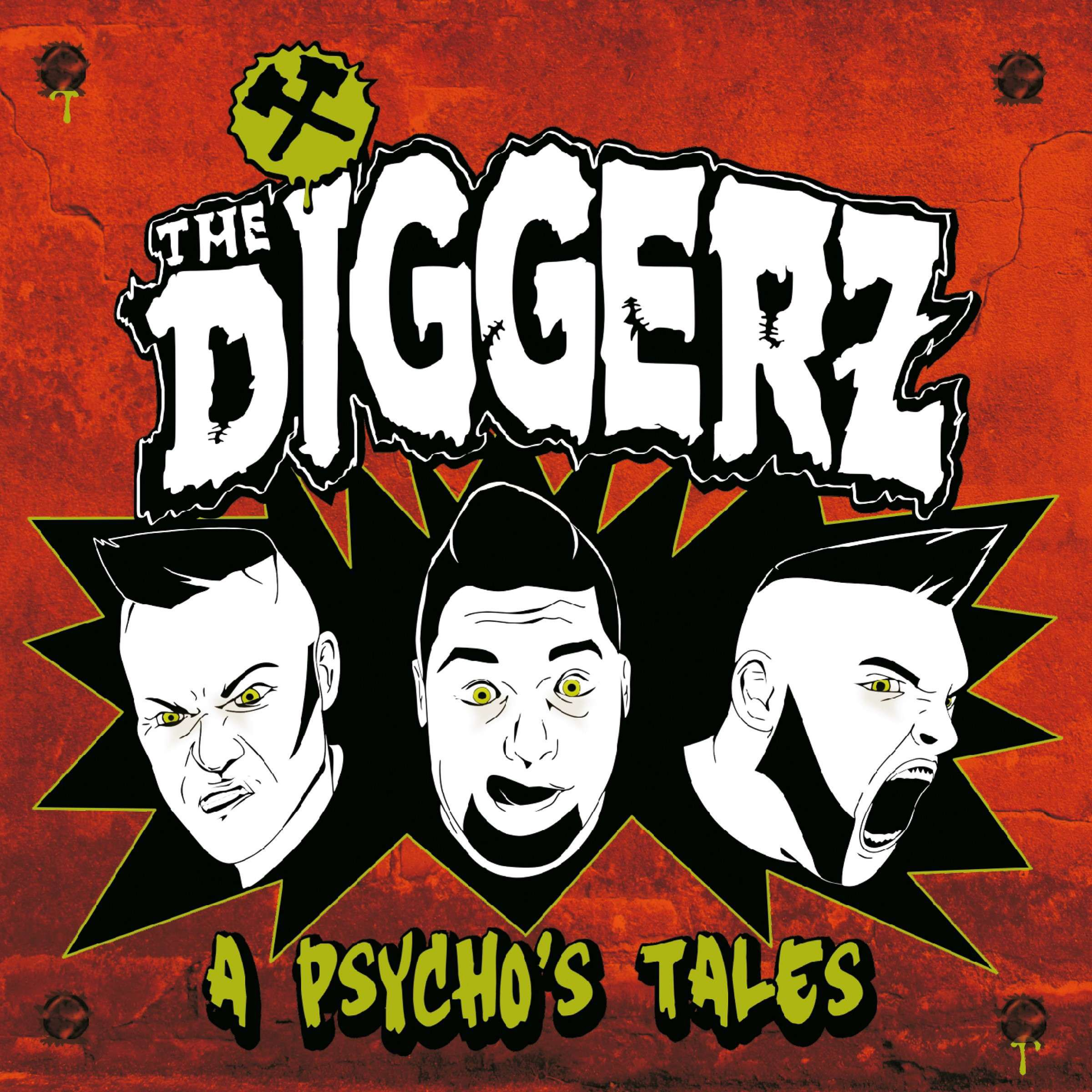 The Diggerz - A Psycho's Tales (2015) [FLAC] Download
