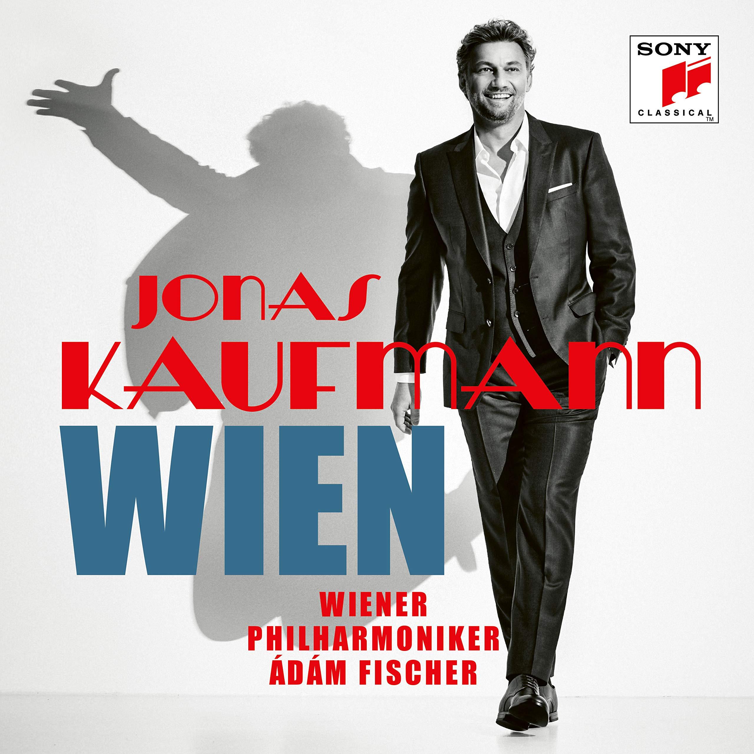 Jonas Kaufmann – Wien (2019) [FLAC]