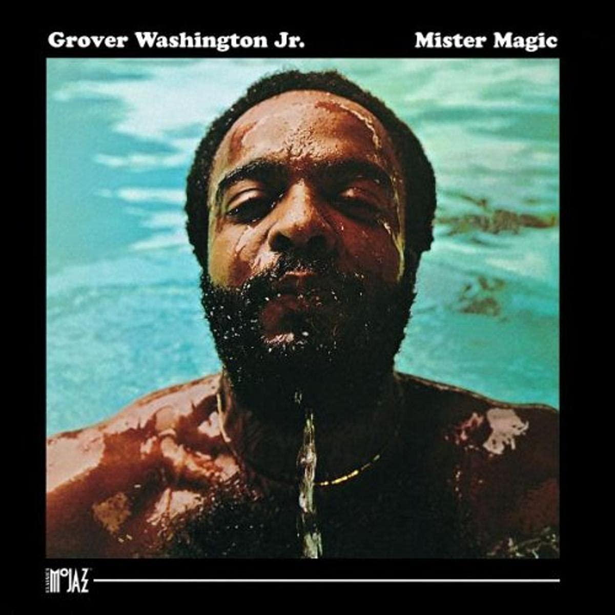Grover Washington Jr. – Mister Magic (1995) [FLAC]