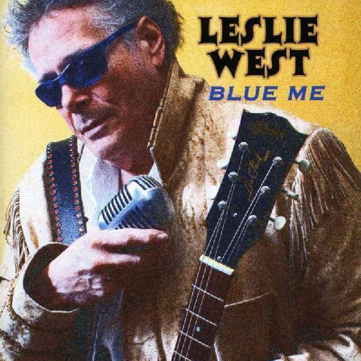 Leslie West - Blue Me (2006) [FLAC] Download