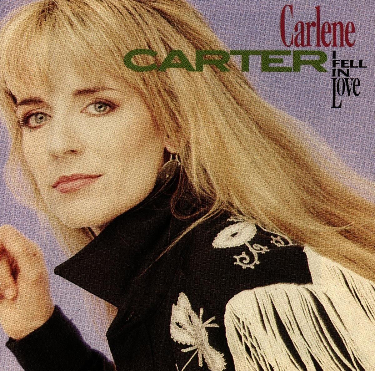 Carlene Carter - I Fell In Love (1990) [FLAC] Download