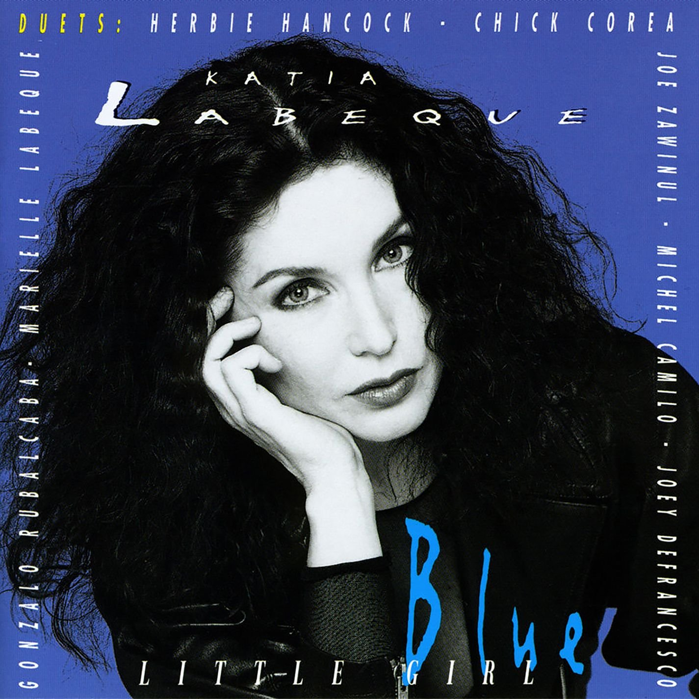 Katia Labeque – Little Girl Blue (1995) [FLAC]
