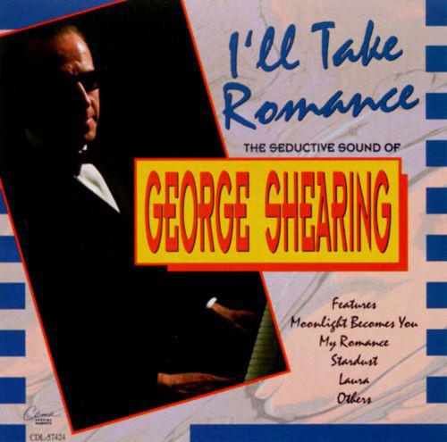 George Shearing – Ill Take Romance (1991) [FLAC]