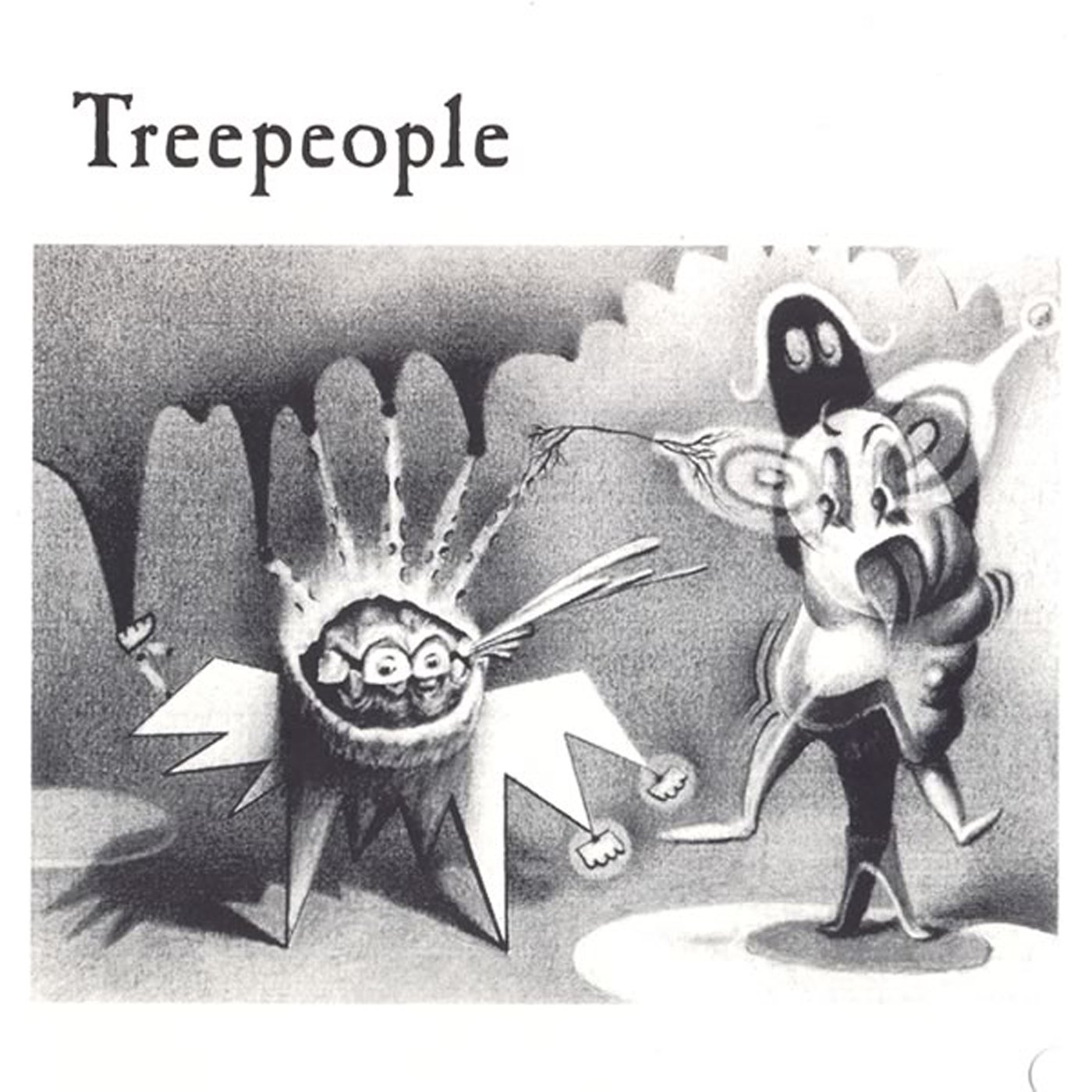 Treepeople - Guilt Regret Embarrassment (1991) [FLAC] Download