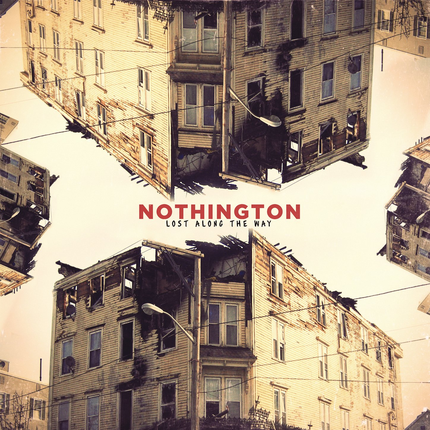 Nothington – Lost Along the Way (2013) [FLAC]