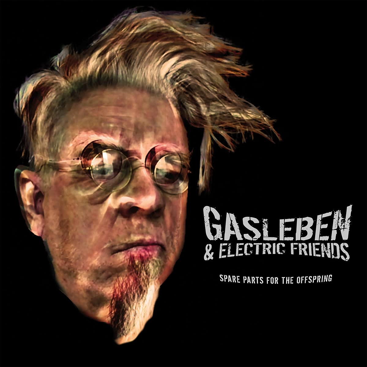 Gasleben & Electric Friends - Spare Parts For The Offspring (2021) [FLAC] Download