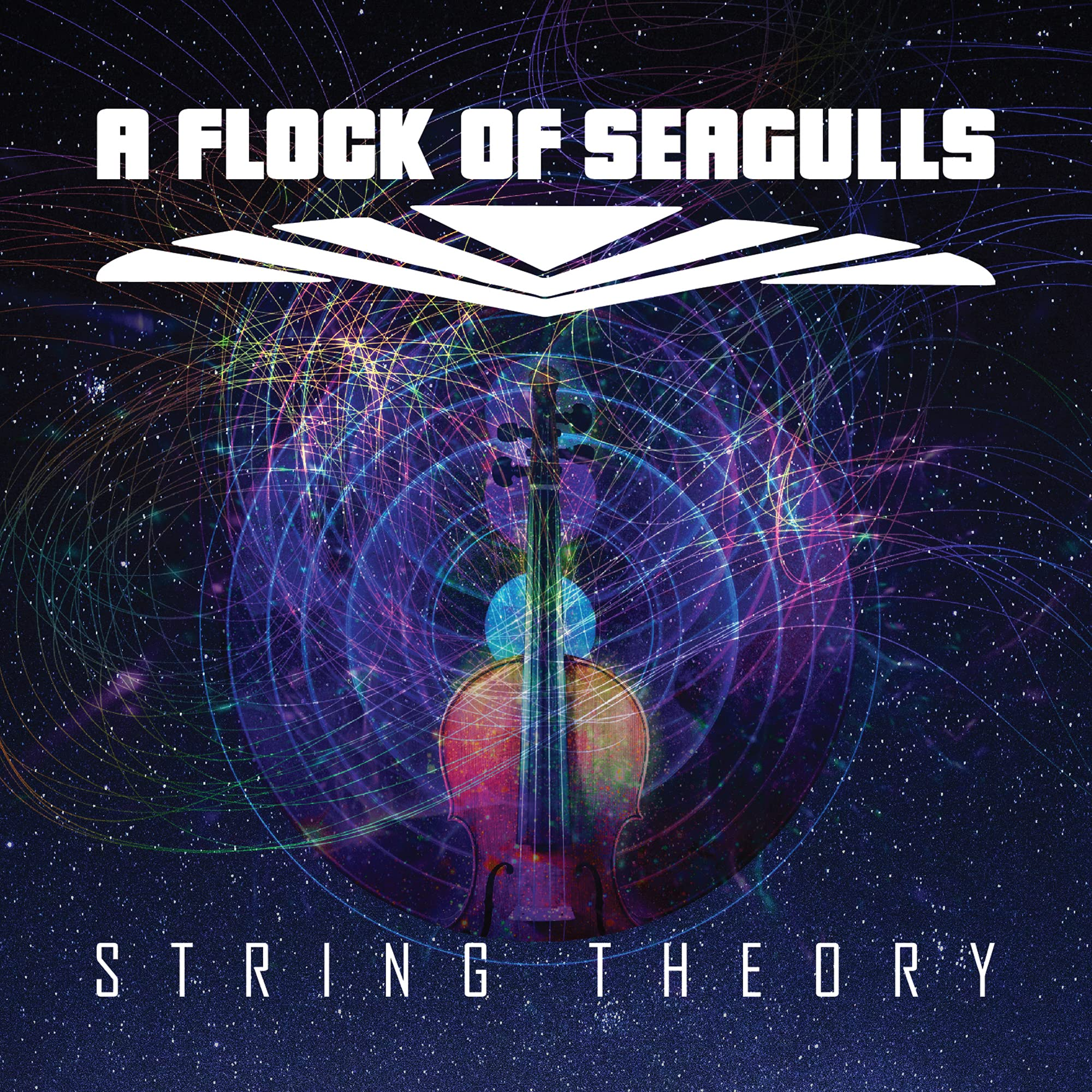 A Flock Of Seagulls - String Theory (2021) [FLAC] Download