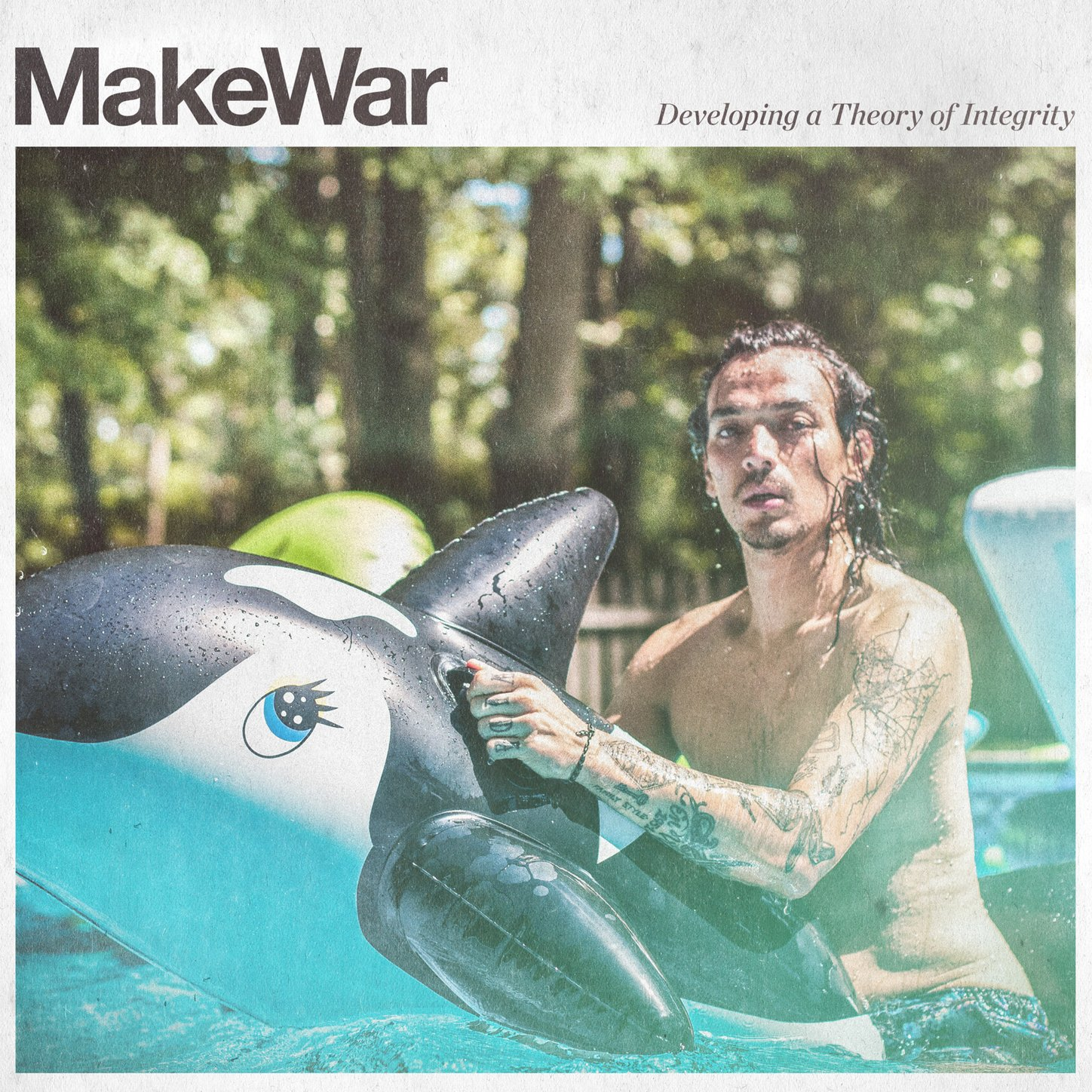 MakeWar - Developing a Theory of Integrity (2016) [FLAC] Download