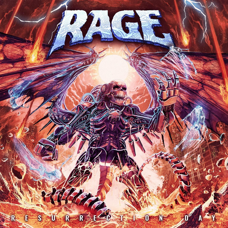 Rage - Resurrection Day (2021) [FLAC] Download
