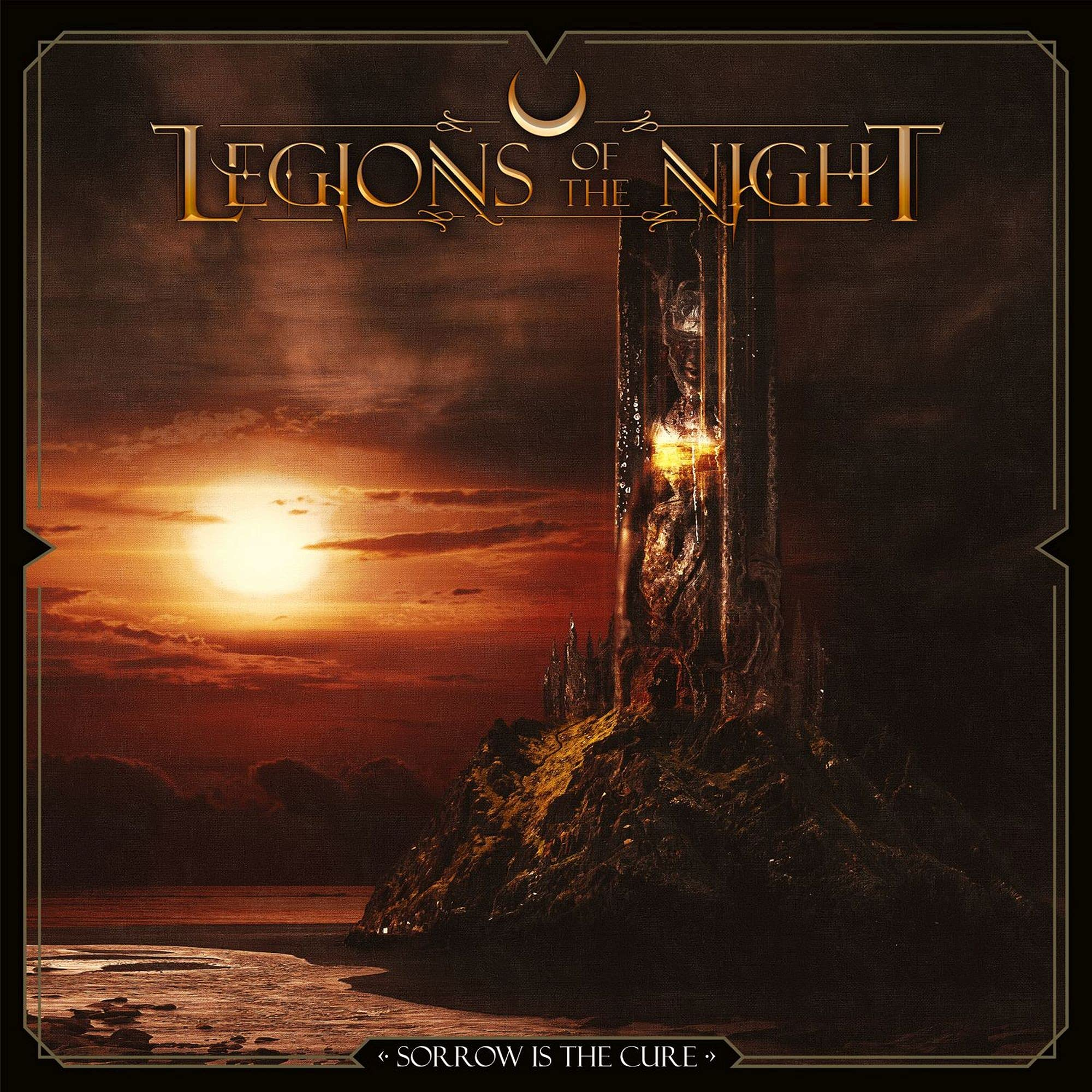 Legions Of The Night - Sorrow Is The Cure (2021) [FLAC] Download