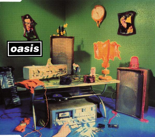 Oasis - Shakermaker (1994) [FLAC] Download