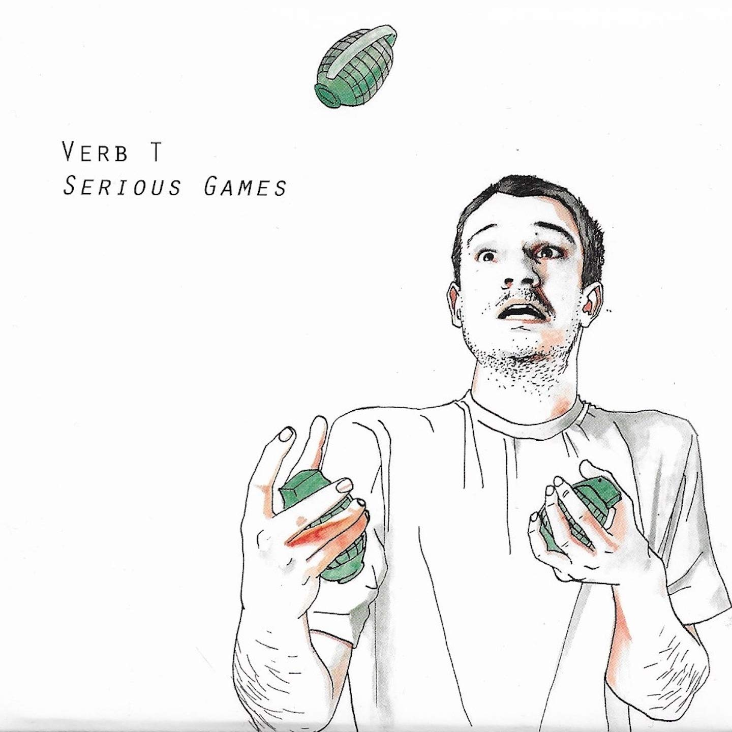 Verb T - Serious Games (2010) [FLAC] Download