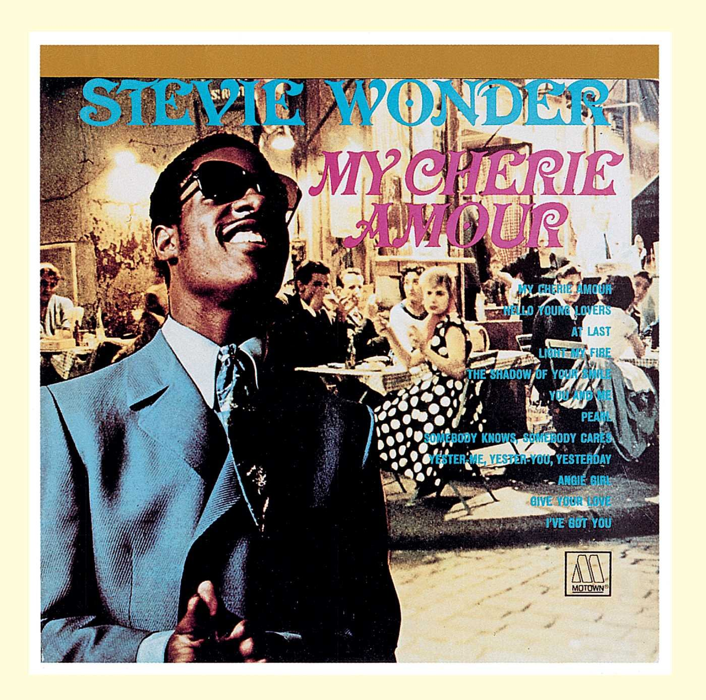 Stevie Wonder - My Cherie Amour (1996) [FLAC] Download