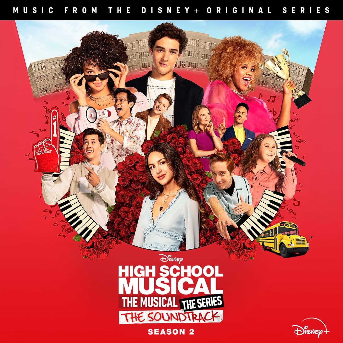VA – High School Musical: The Musical: The Series: Season 2 (2021) [FLAC]