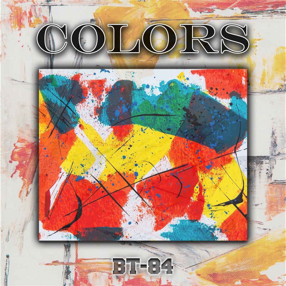 BT-84 – Colors (2021) [FLAC]