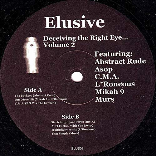Elusive – Deceiving The Right Eye Volume 2 (1999) [FLAC]
