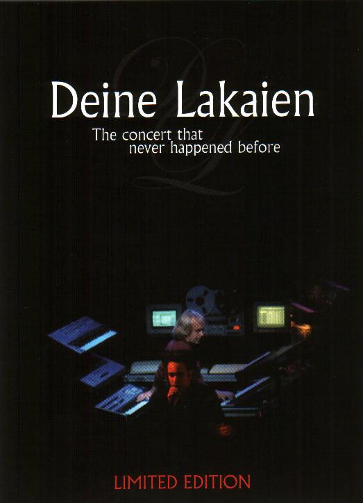 Deine Lakaien – The Concert From An Empty Hall (2021) [FLAC]