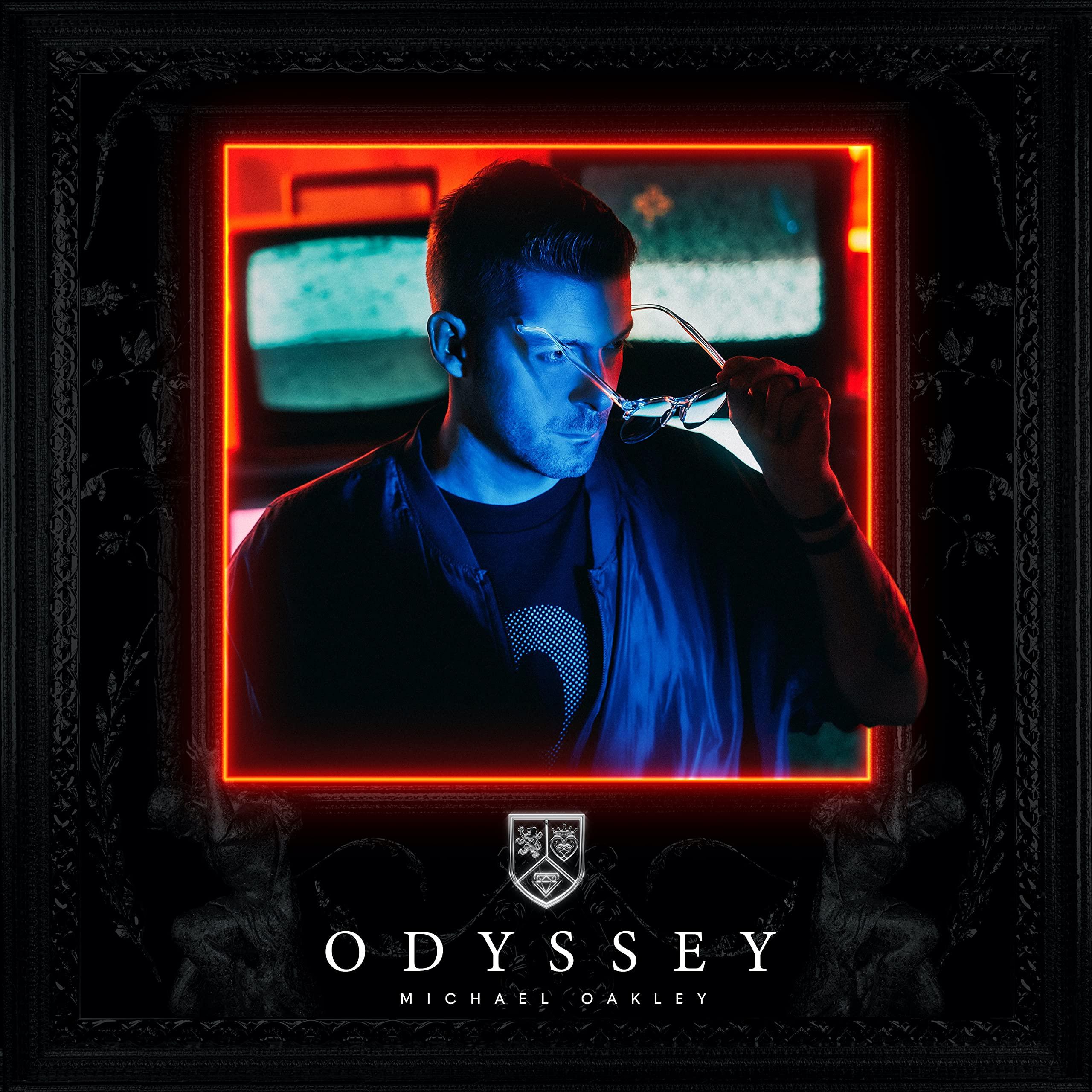 Michael Oakley – Odyssey (2021) [FLAC]