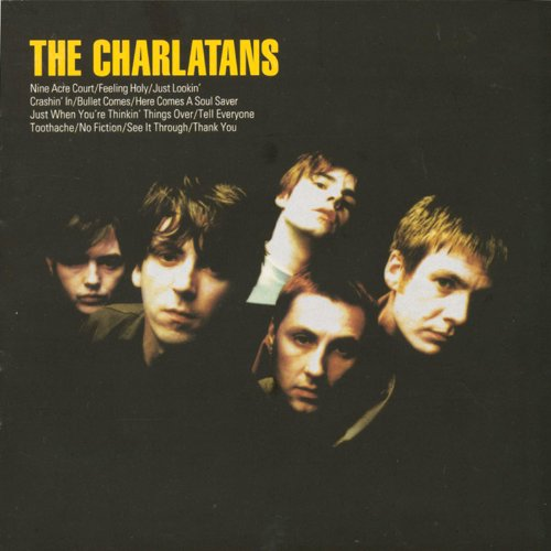 The Charlatans – The Charlatans (1995) [FLAC]